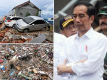 इंडोनेशिया: सुनामी से अब तक 373 की मौत, देखें तस्वीरें