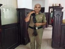 केरल की इस महिला पुलिस अफसर ने मुंडवा दिए अपने लंबे बाल, वजह जान आप भी हो जाएंगे इनके फैन