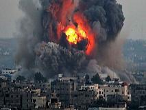 गाजा से दागे गए रॉकेट के जवाब में इजराइल ने किए हवाई हमले, 22 फलस्तीनी मारे गये