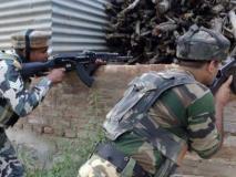 जम्मू-कश्मीर: बांदीपोरा में सेना और आंतकियों के बीच मुठभेड़, सर्च ऑपरेशन जारी