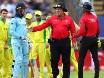 CWC 2019: कुमार धर्मसेना को मिली फाइनल में अंपायरिंग की जिम्मेदारी, जेसन रॉय के फैंस ने किया आईसीसी को ट्रोल