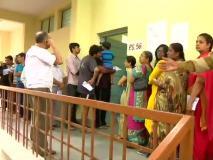 कर्नाटकः बीजेपी के खाते में आ सकती है एक और सीट, चल रही है वोटिंग