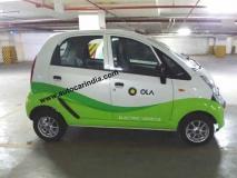 Tata Nano की तर्ज पर तैयार Jayem Neo इलेक्ट्रिक कार की स्पाई तस्वीर लीक, जानें खासियत