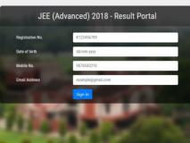 JEE Advanced Result 2018: कश्मीर के JEE टॉपर अली ने कहा, तैयारी के दौरान स्मार्टफोन से रहें दूर