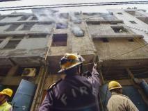 झिलमिल फैक्टरी अग्निकांड: कारखाने का मालिक नईम और उसका भाई गिरफ्तार, जांच जारी