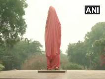 दिल्ली: जेएनयू कैंपस में विवाद जारी, स्वामी विवेकानंद की प्रतिमा के नीचे लिखी गई अभद्र बातें