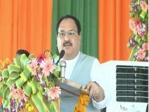 झारखंड में बोले जेपी नड्डा, जम्मू-कश्मीर में अलगाववाद के बीज अनुच्छेद 370 के कारण बोए गए, PM ने उसे हटाकर देश को एक किया