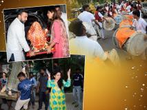 Ganesh Chaturthi 2018: शिल्पा शेट्टी, राज कुंद्रा और जे पी दत्ता के घर भी विराजे गणेश, देखें तस्वीरें