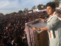 कांग्रेस ने 7 सीटों पर उम्मीदवारों का किया ऐलान, ज्योतिरादित्य सिंधिया मध्य प्रदेश की गुना सीट से लड़ेंगे चुनाव