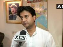 महाराष्ट्र में खींचतान कांग्रेस नेता सिंधिया ने कहा-जनता को सरकार मिलनी चाहिए, जिससे वहां कामकाज हो सके
