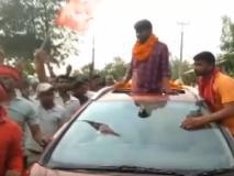 कन्हैया कुमार के चुनाव प्रचार का विरोध, बेगूसराय में शख्स ने पूछा- कैसी आजादी चाहिए? मिला ये जवाब