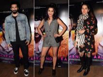 सैफ अली खान की फिल्म 'कालाकांडी' की स्क्रीनिंग पर पहुंची ये हस्तियां