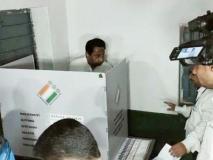 मध्य प्रदेश: सीएम कमलनाथ ने कैमरों की रोशनी में किया लोकसभा चुनाव के लिए मतदान, यह थी वजह