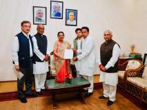 मध्य प्रदेश: कमलनाथ ने पेश किया सरकार बनाने का दावा, आज शाम होगा CM के नाम ऐलान