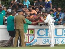 केन विलियम्सन ने अनोखे अंदाज में मनाया बर्थडे, मैच के दौरान ही श्रीलंकाई फैंस ने खिलाया केक, देखें वीडियो