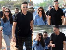 अक्षय कुमार और करीना कपूर ने शुरू की 'गुड न्यूज' फिल्म की शूटिंग, कैजुअल में हुए स्पॉट
