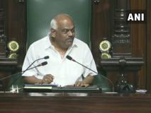 कर्नाटक फ्लोर टेस्ट: कल 11 बजे तक खिंचा सियासी ड्रामा, विधानसभा की कार्यवाही स्थगित