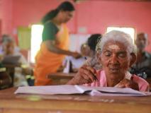 केरलः 96 साल की अम्मा ने दी परीक्षा, 100 में 98 अंक लाकर बनीं टॉपर