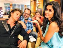 शाहरुख खान लकी हैं, उन्हें दो बार मुझे किस करने का मौका मिला हैः कैटरीना कैफ