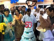 अटल जी के निधन के बाद केजरीवाल के केक काटने की तस्वीर वायरल, जानें क्या है हकीकत