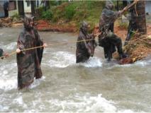 बाढ़ प्रभावित केरल में स्थिति सामान्य हुई, मरने वालों की संख्या 104 पहुंची