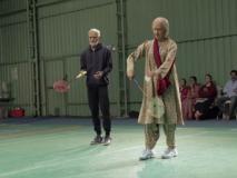 किदांबी श्रीकांत और अश्विनी पोनप्पा जब बुजुर्गों के भेष में खेलने पहुंचे बैडमिंटन, वीडियो वायरल