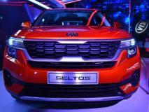 KIA मोटर्स ने एसयूवी सेल्टोस के साथ भारत में रखा कदम, दाम 9.69 लाख रुपये से शूरू