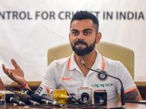 World Cup के लिए रवाना होने से पहले कोहली ने कहा- टूर्नामेंट में प्रेशर से निपटना सबसे जरूरी