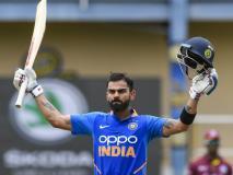 Ind vs WI: कोहली ने लगाया वनडे करियर का 42वां शतक, जानें किसकी कप्तानी में लगाई कितनी सेंचुरी