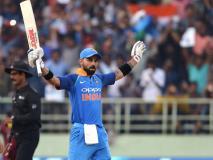Ind vs Win, 2nd ODI: विराट की कप्तानी में पहली बार टाई हुआ मैच, कोहली के बाद शाई होप ने भी जड़ा शतक