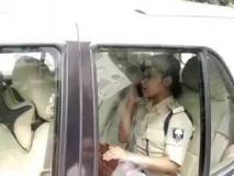 विधान परिषद की गाड़ी, सांसद का स्टीकर, अनंत सिंह को लेने पहुंची एएसपी लिपि सिंह फंसी विवादों में
