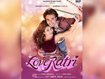 Movie Loveyatri World TV Premiere: जल्द ही टीवी पर आएगी सलमान खान के जीजा आयुष शर्मा की फिल्म लवरात्री, होने जा रहा है वर्ल्ड टीवी प्रीमियर