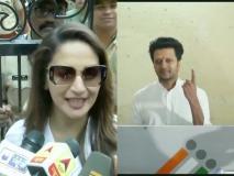 Maharashtra Assembly Elections 2019 Live: गुलजार से लेकर रितेश देशमुख तक इन सेलेब्स ने किया मतदान,जाने लेटेस्ट अपडेट