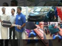 केरल: बाढ़ पीड़ितों की मदद करने वाले मछुआरे जैसल को आनंद महिंद्रा ने गिफ्ट की Mahindra Marazzo