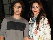 मलाइका अरोड़ा ने बताया बेटे अरहान खान कब करेंगे बॉलीवुड में डेब्यू, कही ये बात