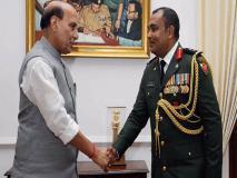 मालदीव के रक्षाबलों के प्रमुख गृहमंत्री राजनाथ से मिले, सैन्य सहयोग बढ़ाने की रणनीति पर हुई चर्चा