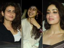 मनमर्जियां स्क्रीनिंग: यमी गौतम, सारा अली खान, फातिमा सना शेख समेत इन सितारों ने देखी फिल्म