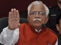 सीएम खट्टर ने चुनाव आयोग को पत्र लिखा, पूछा, 19 मई मतदान वाले दिन चंडीगढ़ में रुक सकते हैं या नहीं