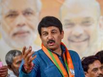 दिल्ली बीजेपी अध्यक्ष मनोज तिवारी को जान से मारने की धमकी देने वाला शख्स गिरफ्तार, बिहार का रहने वाला है आरोपी