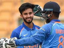 मयंक मार्कंडे की घातक गेंदबाजी, भारत-ए ने इंग्लैंड लायंस को पारी से रौंदते हुए सीरीज जीती