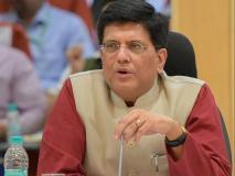 रेल मंत्री पीयूष गोयल ने कहा कि देश में रेलवे की 821 हेक्टेयर से अधिक भूमि पर अतिक्रमण