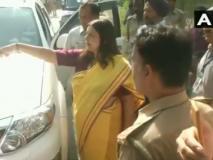 सुल्तानपुर: मेनका ने महागठबंधन प्रत्याशी सोनू सिंह पर लगाया बूथ कैप्चरिंग का आरोप, हुई तीखी बहस