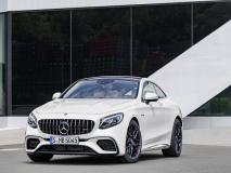 Mercedes-AMG S 63 Coupe 18 जून को होगी भारत में लॉन्च, जानें खासियत