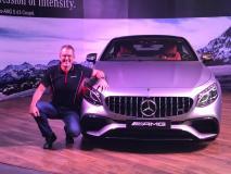 Mercedes-AMG S63 कूपे भारत में लॉन्च, कीमत 2.55 करोड़ रुपये