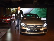 2018 Mercedes C-Class फेसलिफ्ट भारत में लॉन्च, कीमत 40 लाख रुपये से शुरू
