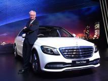 Mercedes-Benz S-Class फेसलिफ्ट ने रखा भारत में कदम, जानें इस लग्ज़री कार की कीमत