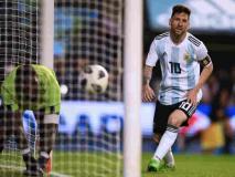 कोपा अमेरिका फुटबॉल: मेसी की टीम अर्जेंटीना की खराब शुरुआत, कोलंबिया से हारी