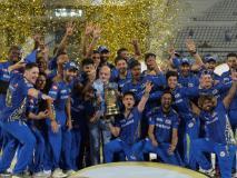 IPL 2019: चेन्नई को आखिरी गेंद पर 1 रन से हराकर मुंबई चौथी बार बनी चैंपियन, देखें शानदार जश्न की तस्वीरें