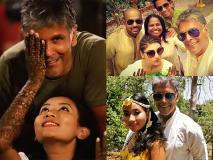 मिलिंद सोमन और अंकिता कंवर यहां लेंगें सात फेरे, तस्वीरें हुईं वायरल