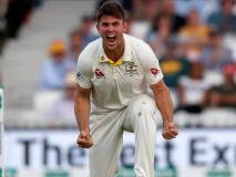 इस ऑस्ट्रेलियाई ऑलराउंडर ने दीवार पर मुक्का मार तोड़ी उंगली, पाकिस्तान के खिलाफ टेस्ट सीरीज से हो सकता है बाहर